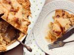 Рецепт американского яблочного пирога рассказывает Людмилка