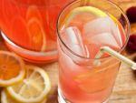 Рецепт розового лимонада от Алёнки