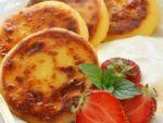 Рецепт приготовления сырников. Знай наших!