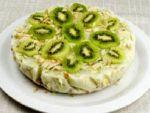 Торт фруктовый с киви – рецепт нежнейшего освежающего десерта