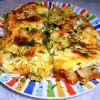 Картошка, запеченная с сыром