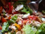 Салаты с курицей рецепты от Эрики