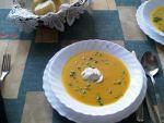 Суп пюре из тыквы рецепт от Виктории