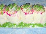 Салат с селедкой – обыкновенная «Селедка под шубой», приготовленная необыкновенно