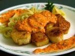 Морские гребешки, рецепты рекомендует Марго