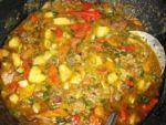 Рецепт приготовления бараньих ребрышек с картошкой от Елены