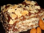 Рецепт Миндального  торта от Алёнки