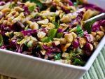 Салат из краснокочанной капусты с пекинкой от Алёнки