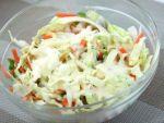 Салат из свежей капусты рецепт