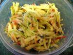 Салат из белокочанной капусты от madampolli