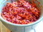 Салат из краснокочанной капусты от madampolli