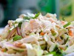 Салат из свежей капусты от madampolli