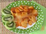 Запеченная картошка в духовке со сметаной