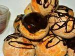 Пышные творожные булочки