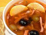 Сборная солянка как разнообразие супов от Василисы