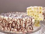 Рецепт торта Дамские пальчики с пошаговыми фото от Алёнки
