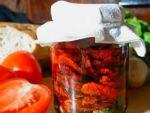 Вяленые помидоры – рецепт от Елены