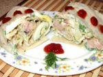 Лаваш и тунец: рецепты, ставшие популярными