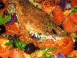 Морской окунь: рецепты в духовке