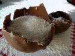 Шоколадный подмороженный десерт «Роковые яйца»