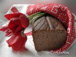 Ржаной хлебушек на МОЕЙ закваске-«прунье»! — по просьбе Олечки.