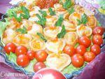 Рыбные пельмени «Любовь – морковь!»