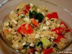 Салат с необычными ингредиентами от Merinka