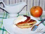 Оладьи с яблоками по-чешски от Miss
