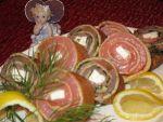 Постные блины «Закусочные роллы» от domovik