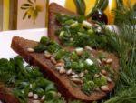 Оригинальные постные бутерброды «Аромат Весны» от Юльетты:)