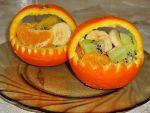 Фруктовый салат «Мы делили апельсин» от Юльетты:)