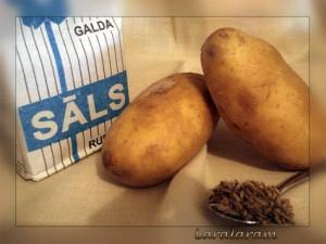 """Картофельный салат по-""""НЕМЕЦКИ"""" как образ жизни. Картофель"""