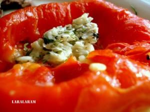 Горячительные овощи... да с чесночком! Готовое блюдо.