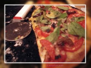 """Пицца """"Невероятная лёгкость бытия""""!"""