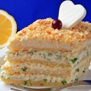 сырный пирог, рецепт