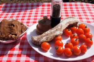 продукты для шашлыка из печени