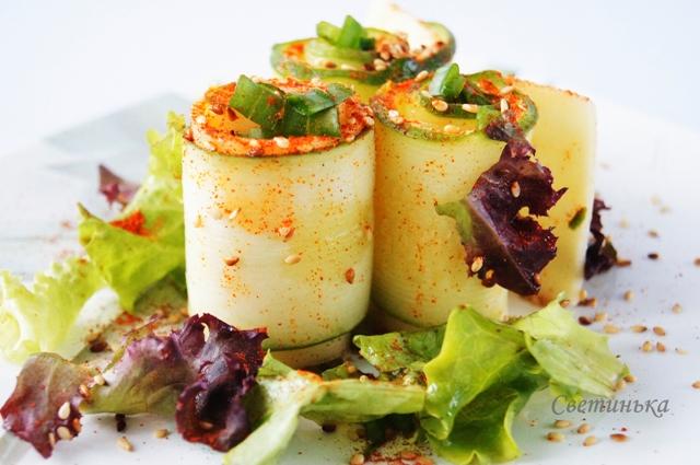 необычные рецепты салатов без майонеза