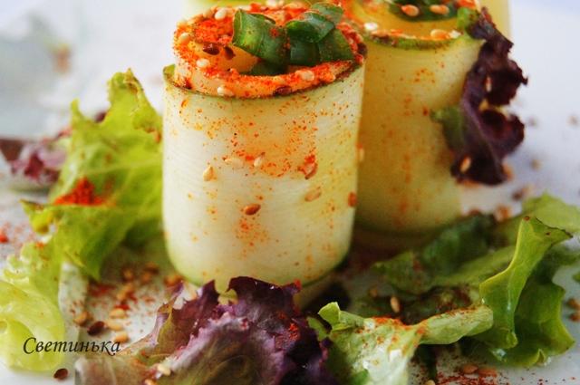 простой салат к шашлыку