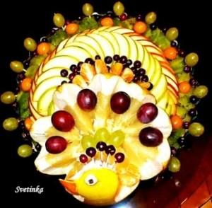 десерты из фруктов