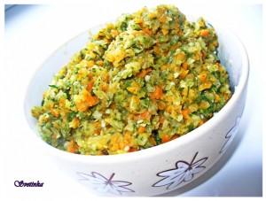 лук и морковь для кулебяки