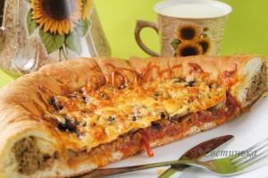 как приготовить тесто для пиццы