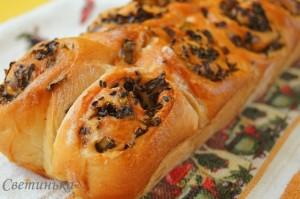 рецепт лукового пирога