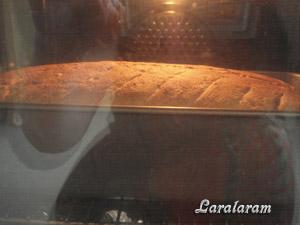 """Ржаной хлебушек на МОЕЙ сыворотке-""""прунье""""! Хлеб в печке"""
