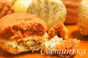 как приготовить вкусное печенье с халвой