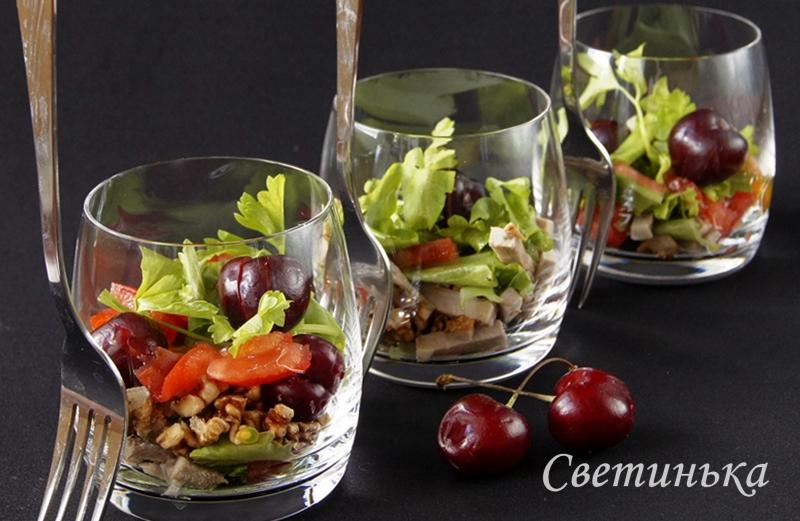 простой и вкусный салат