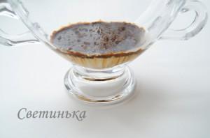 для кофейного печенья соединить кофе с молоком