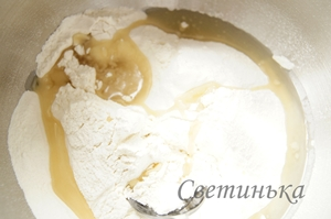 заварное тесто для самсы