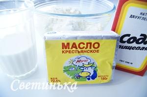 продукты для приготовления плавленного сыра
