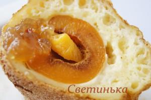 как приготовить пончики с абрикосами