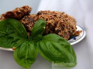 Печень жареная - для Али-Бабы. Готовое блюдо